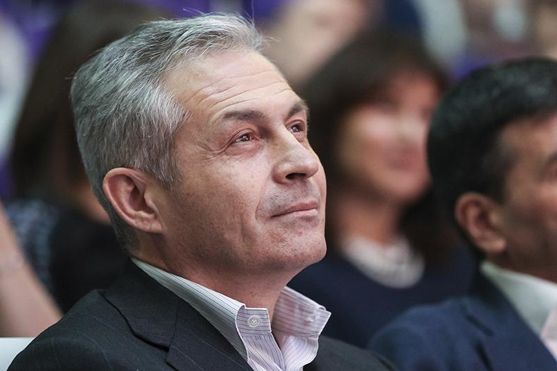 Бывший первый заместитель председателя «Роснано» Андрей Раппопорт
