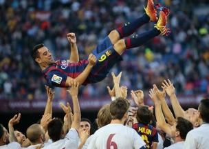 Хави Барселона