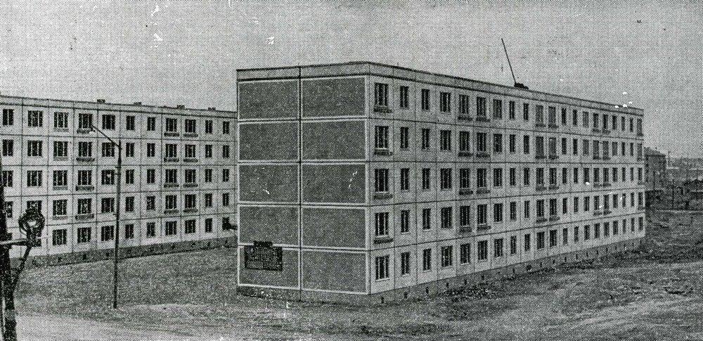 В 1959 году район Хорошево-Мневники с пятиэтажками серии К-7 назывался 75-м кварталом