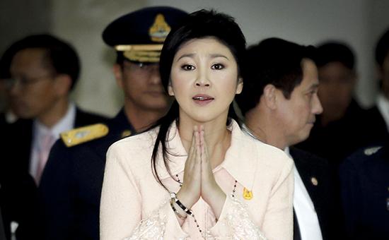 Экс-премьер-министр Таиланда Йинглак Чиннавата