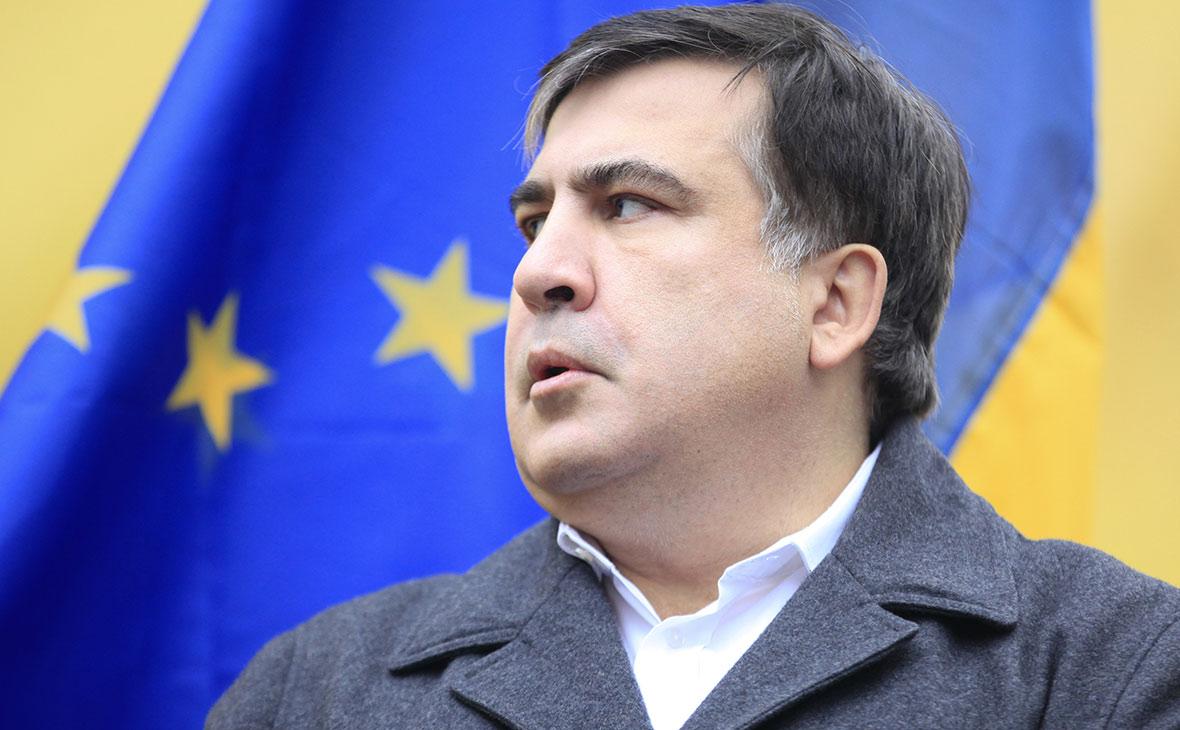 Саакашвили представил план спасения Украины