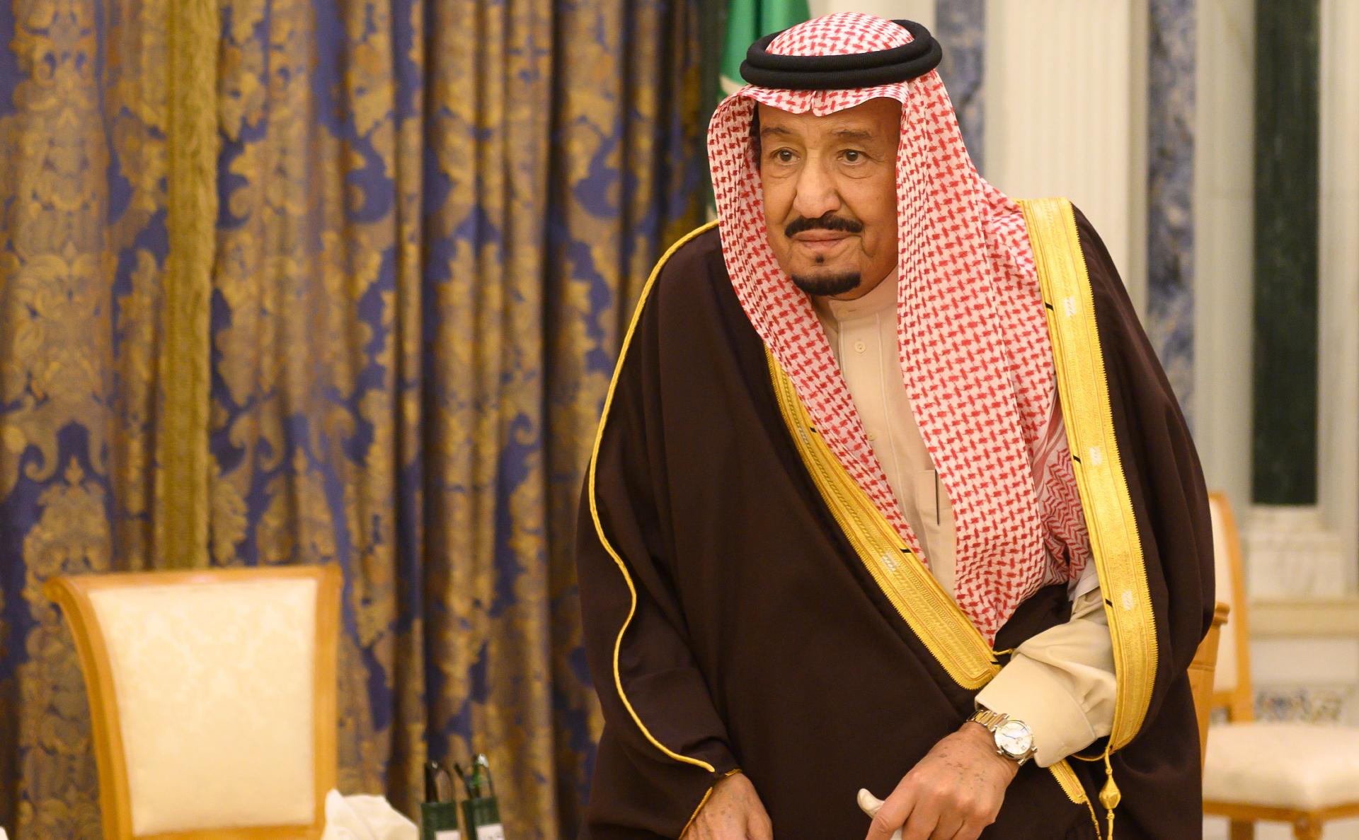 Король Саудовской АравииСалман бен Абдель Азиз Аль Сауд