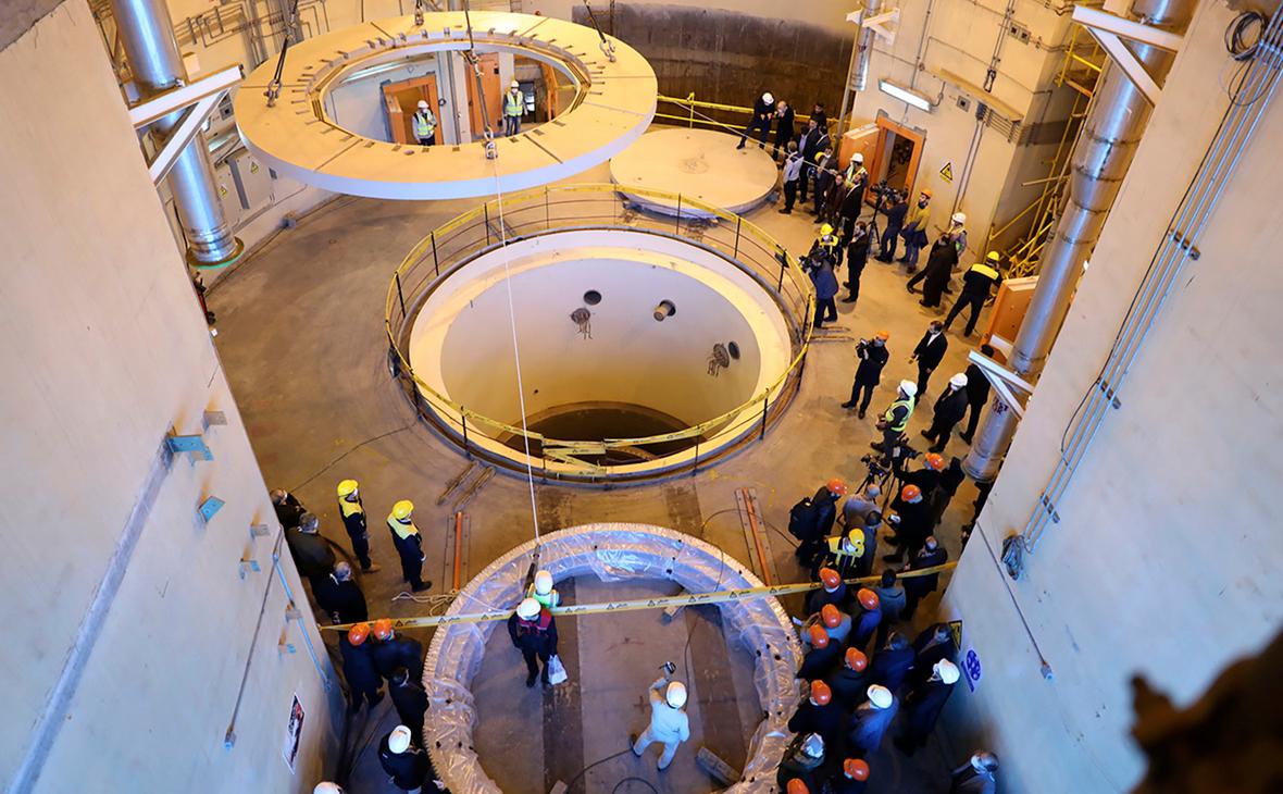 Фото:Atomic Energy Organization of Iran / AP