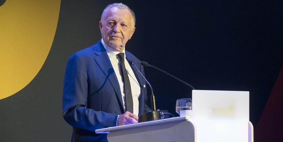 Президент «Лиона» Жан-Мишель Оля