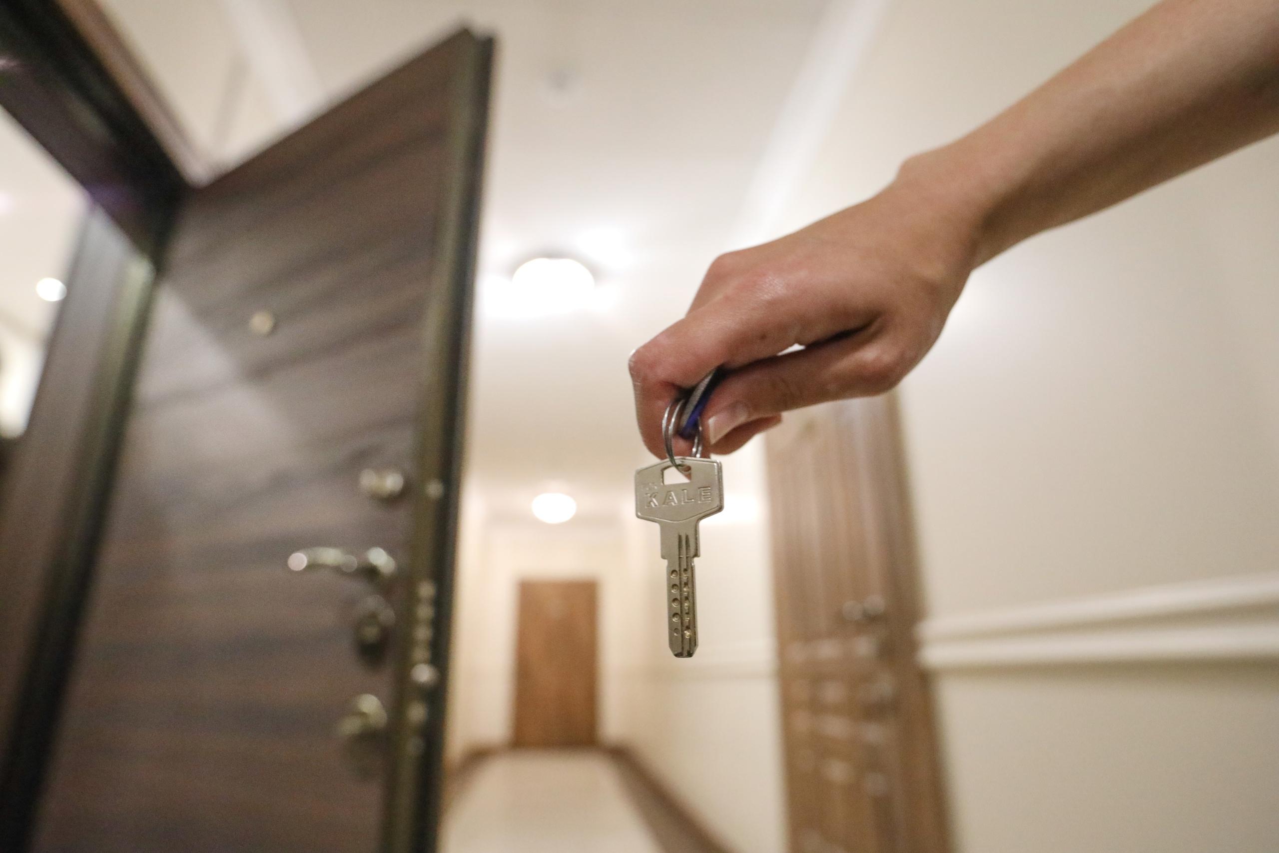 Cпрос на квартиры с террасами стал расти в прошлом году