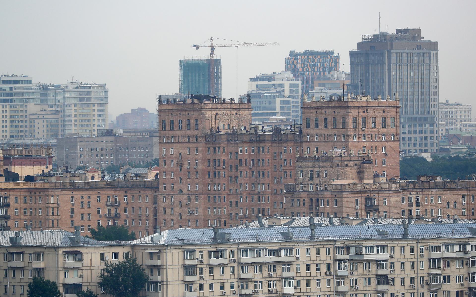 Якиманка входит в число районов Москвы с самым дорогим жильем