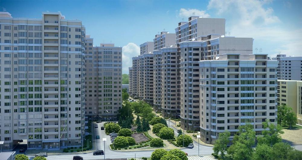 "Эконом- и комфорт-класс: в апарт-комплексе ""Старт-Формат"" 2192 апартамента"