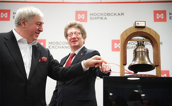 Глава компании «РуссНефть» Михаил Гуцериев