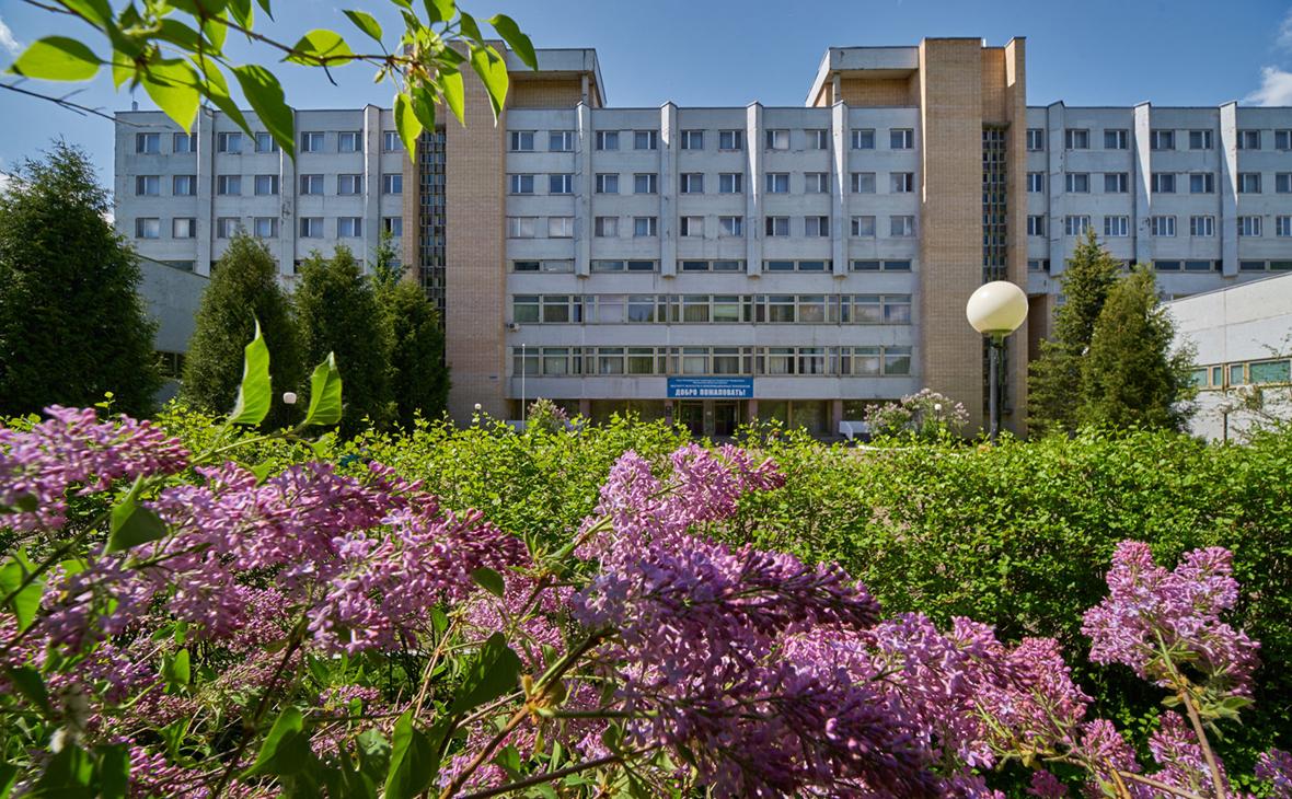 Гостиничный комплекс «Менделеево»