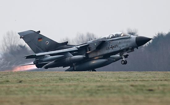 Истребитель-бомбардировщик Tornado ВВС Германии