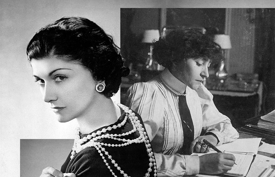 2998c63dc027 Две Габриэль: что общего у Коко Шанель и писательницы Колетт ...