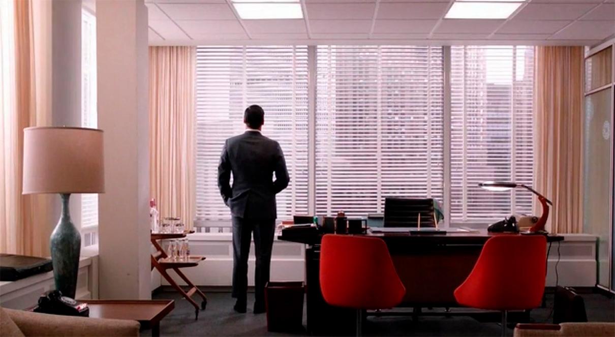 Кадр из сериала Mad Men