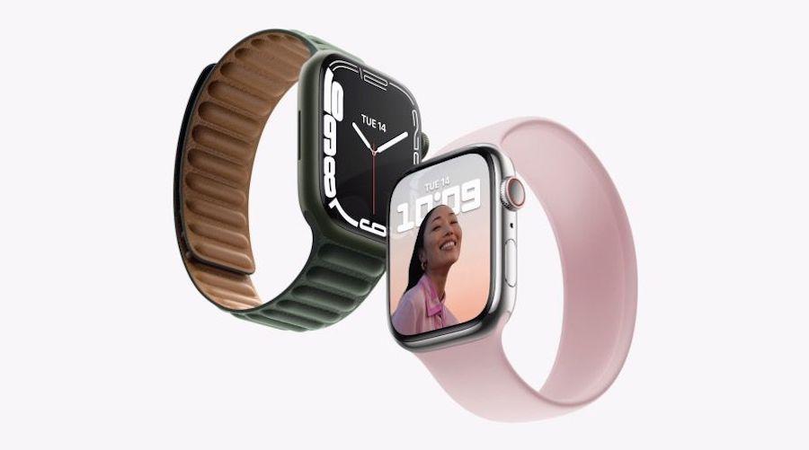 Новый дизайн Apple Watch