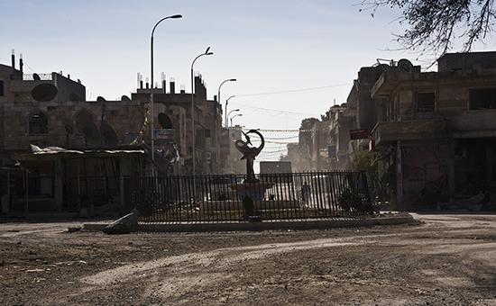 Кобани, Сирия. Архивное фото