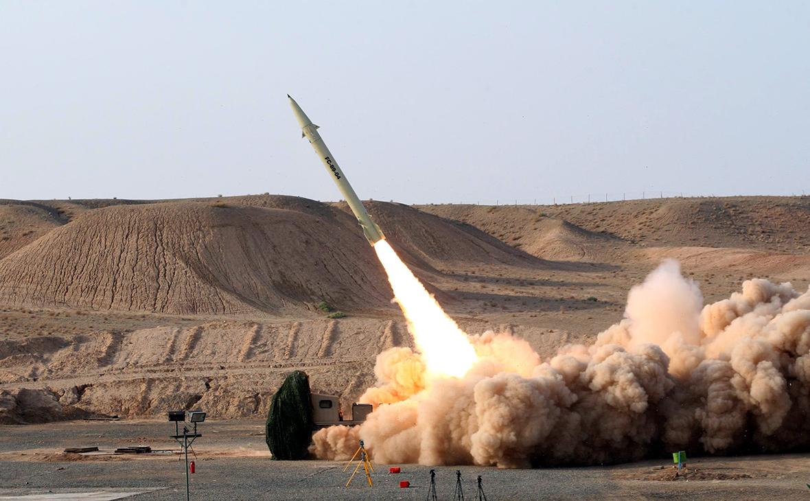 Фото: Vahid Reza Alaie / Iranian Defen / EPA