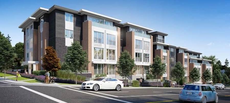 Проект здания с нулевым выбросом в Ванкувере. К 2030 году город планирует сделать так, чтобы все новостройки были с нулевым выбросом и использовали только возобновляемые источники энергии.