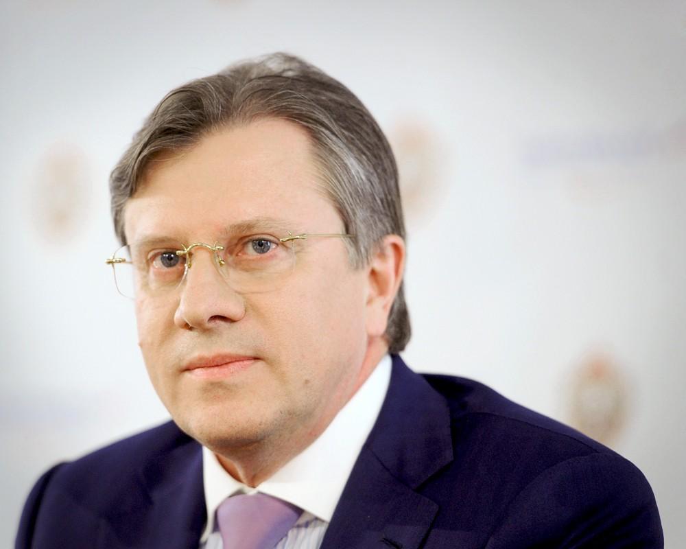 Генеральный директор компании «Аэрофлот» Виталий Савельев