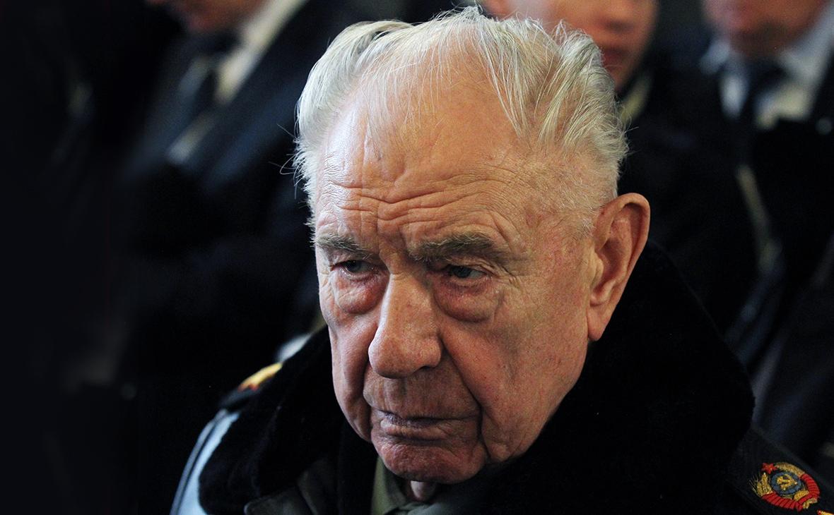 Дмитрий Язов
