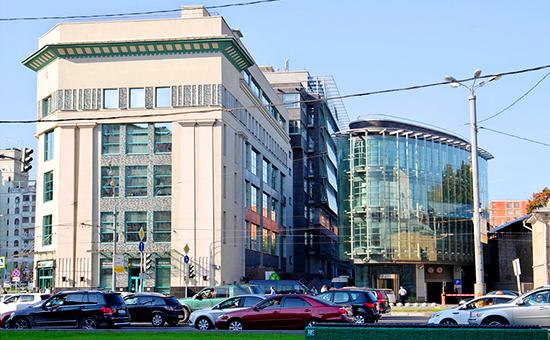 Бизнес-центр«Эрмитаж Плаза» в Москве