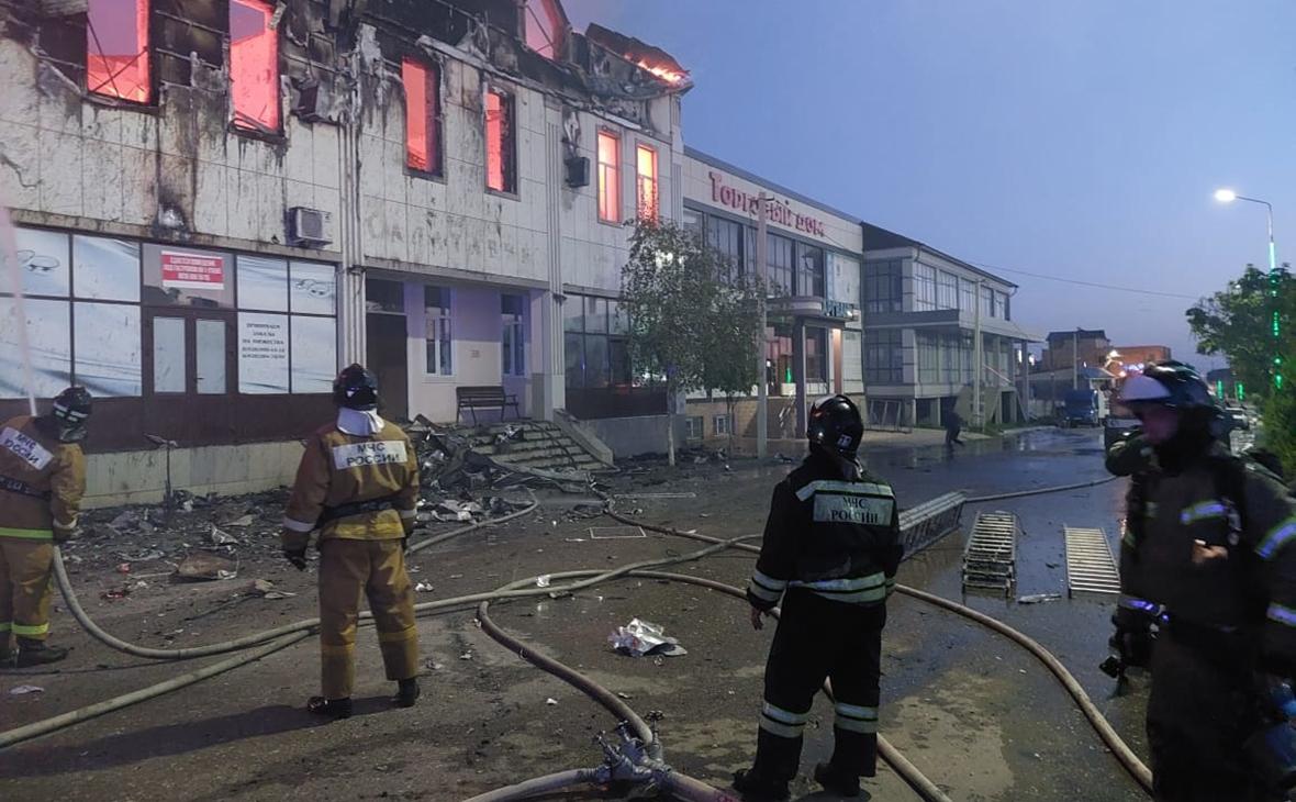 Фото:ГУ МЧС по Республике Дагестан
