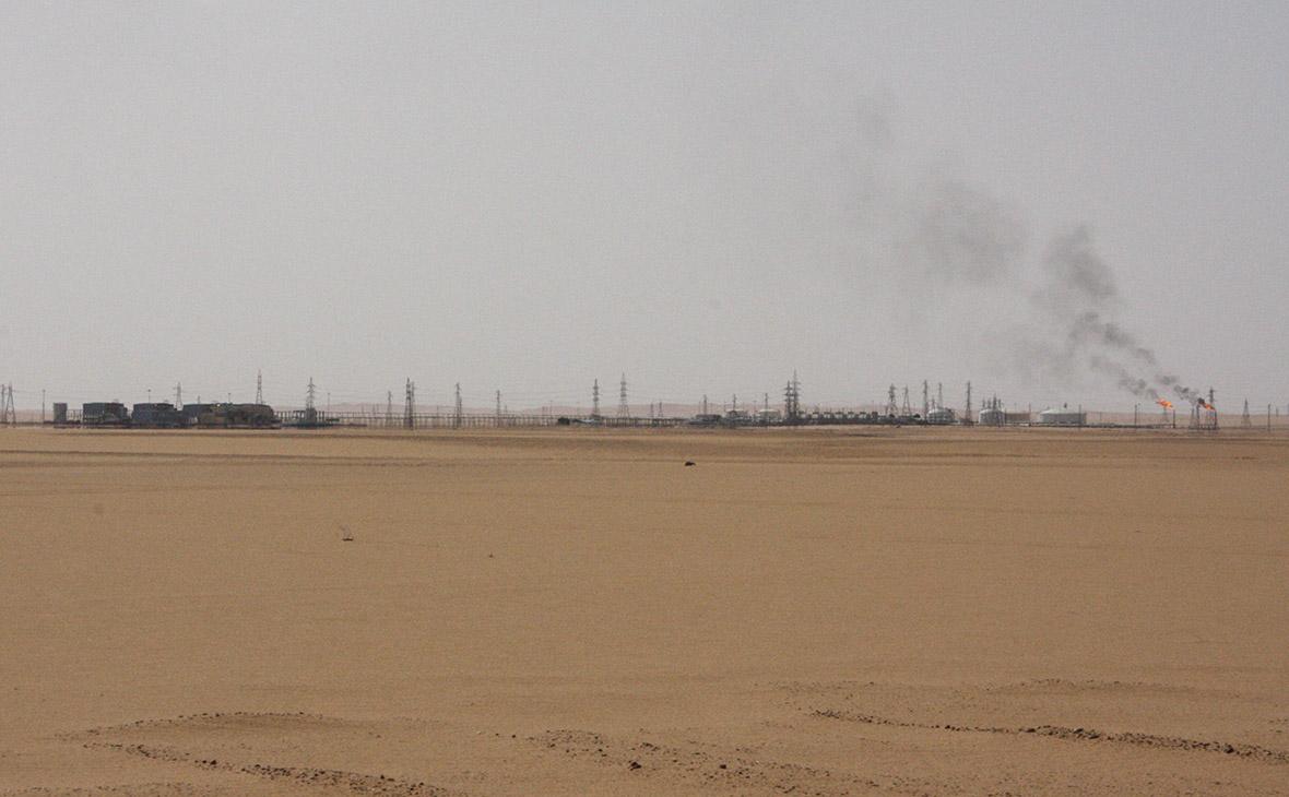 Вид на месторождениие Шарара