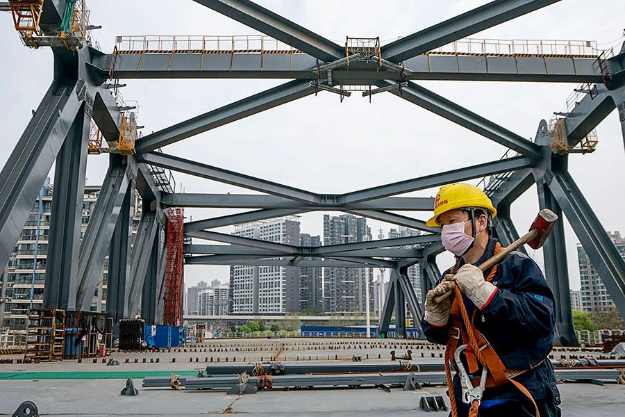 Фото:Xiong Q / Xinhua / Global Look Press