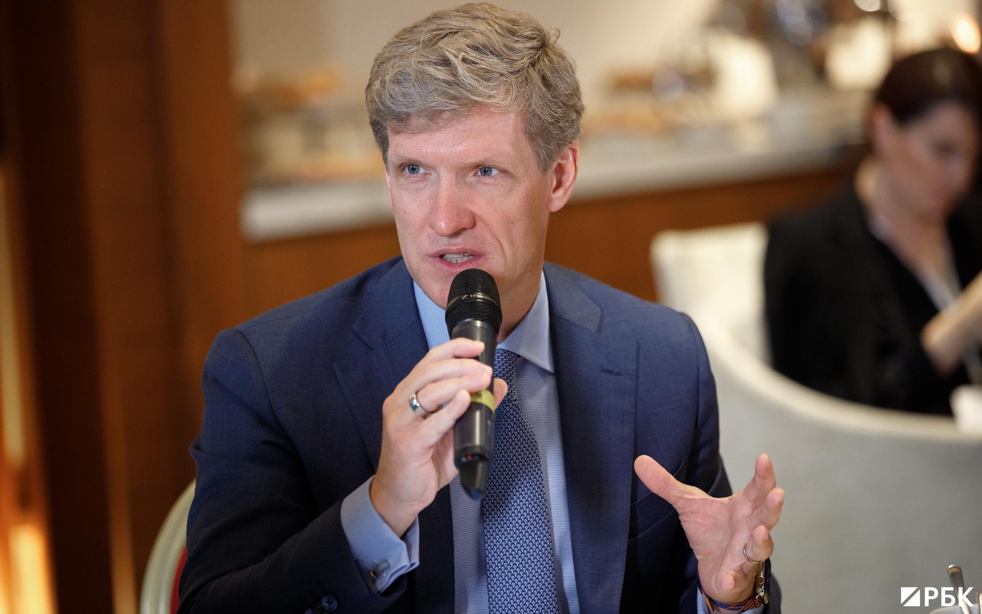 Сергей Рябокобылко, управляющий партнер, генеральный директор Cushman & Wakefield