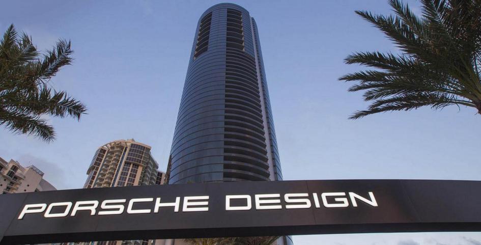 В Porsche Design Tower 132 апартамента, которые оборудованы минимум двумя гаражами