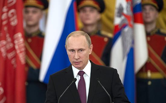 Путин назвал невозможным военное превосходство над Россией