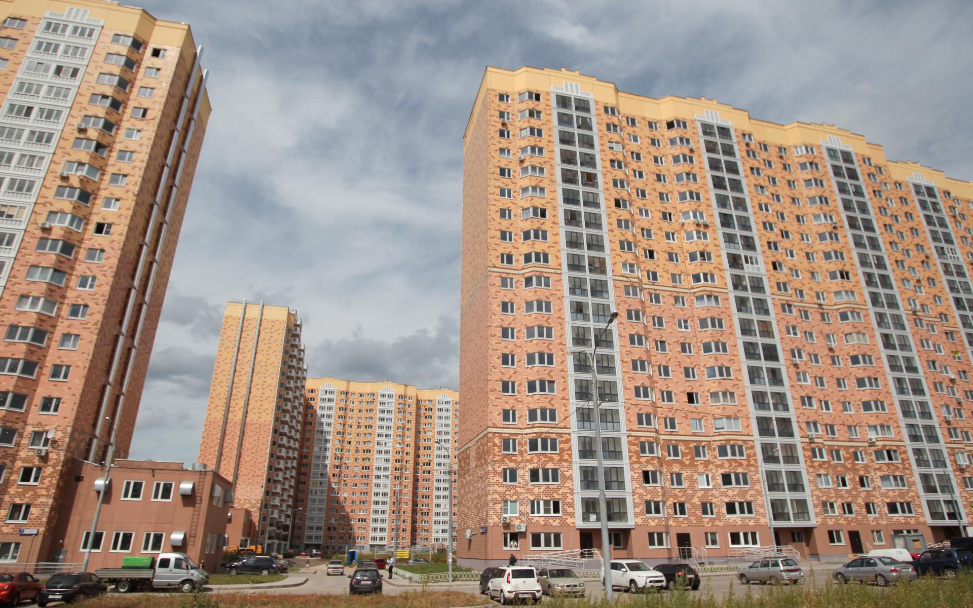 С начала 2000-х годов средняя площадь квартир уменьшилась с 72 до 55 кв. м