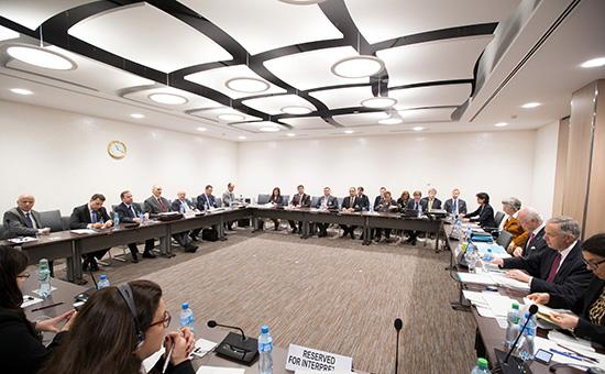 Заседания Генеральной Ассамблеи ООН