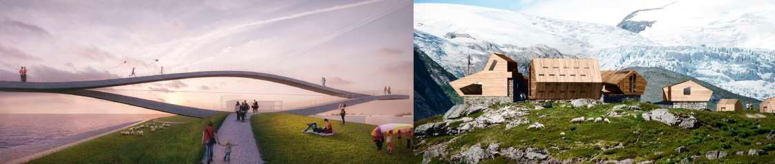 Мастер-план комплекса зданий и архитектурная концепция