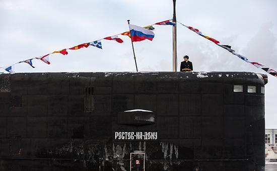 Подводная лодка «Ростов-на-Дону»