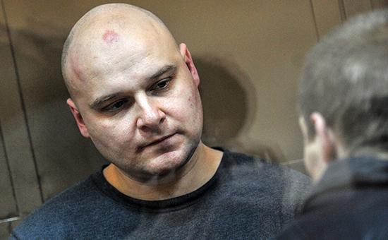 Николай Савельев, обвиняемый по делу о похищении Ивана Касперского