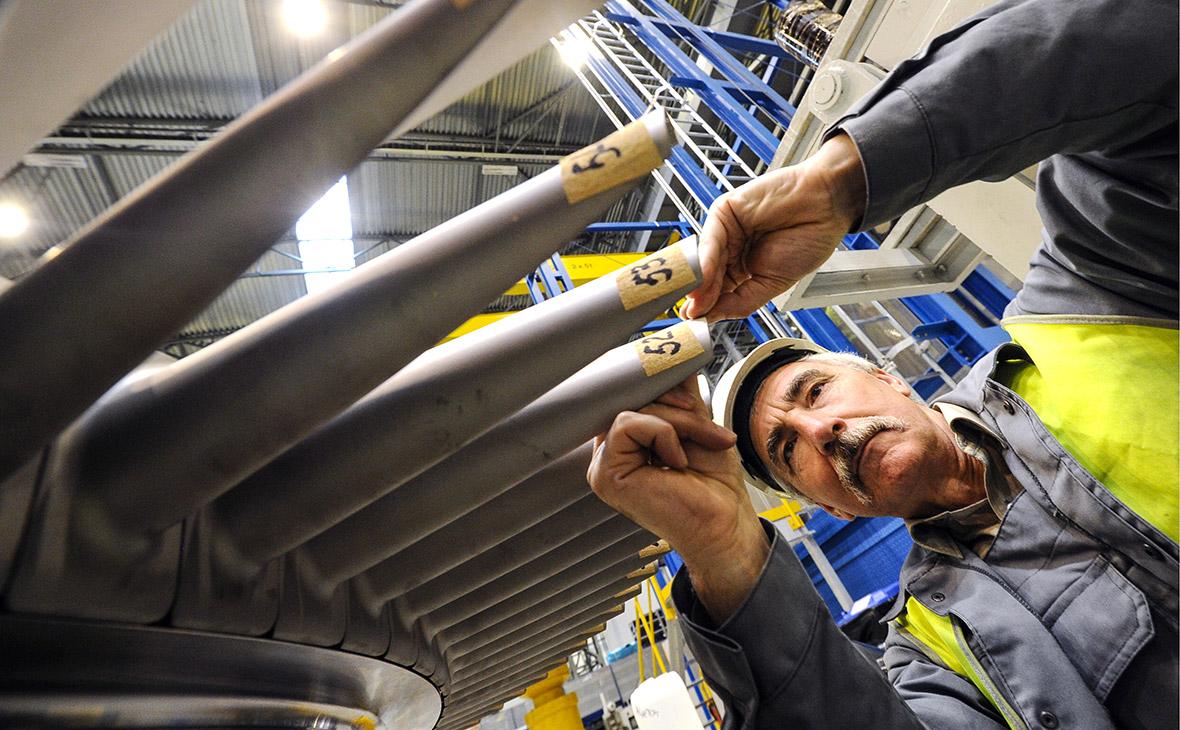 Завод по производству турбин Siemens