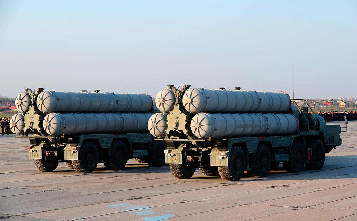 Зенитные ракетные системыС-400