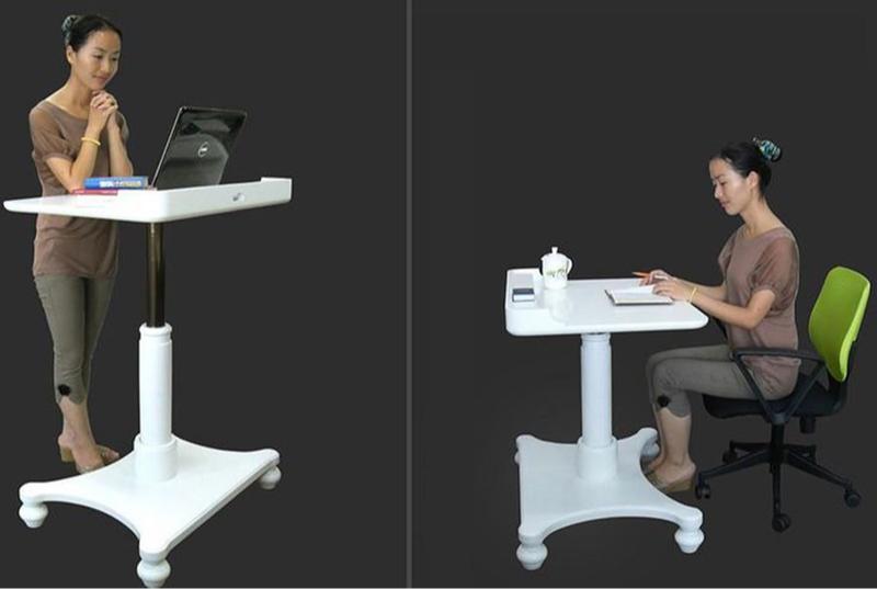 Стол с регулировкой по высоте