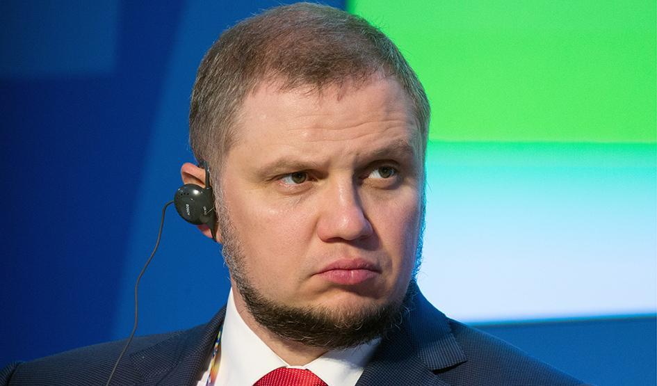 Бывший президент ГК «Мортон» Александр Ручьев