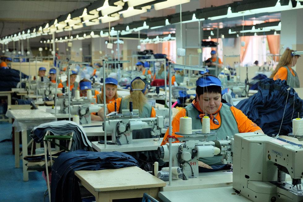 Старейшая швейная фабрика Прикамья планирует повысить производительность