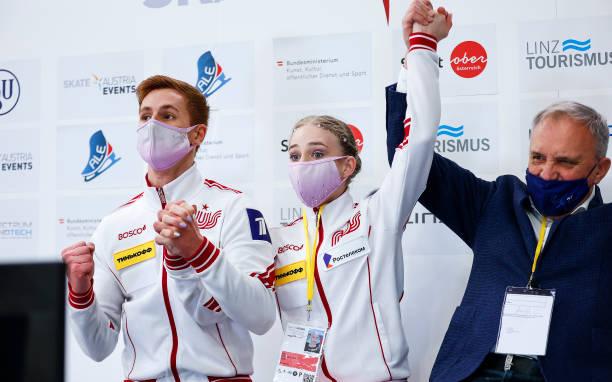 Фото: пресс-служба Федерации фигурного катания на коньках России