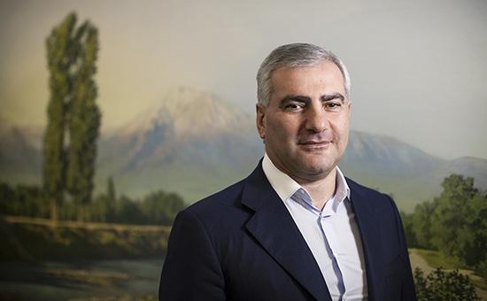 Президент группы компаний «Ташир» Самвел Карапетян