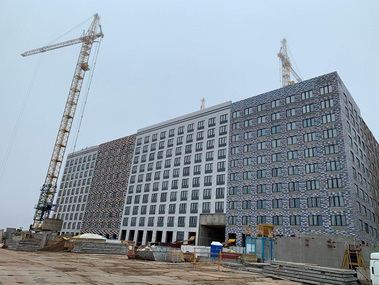 Фото:пресс-служба Главного управления государственного строительного надзора Московской области