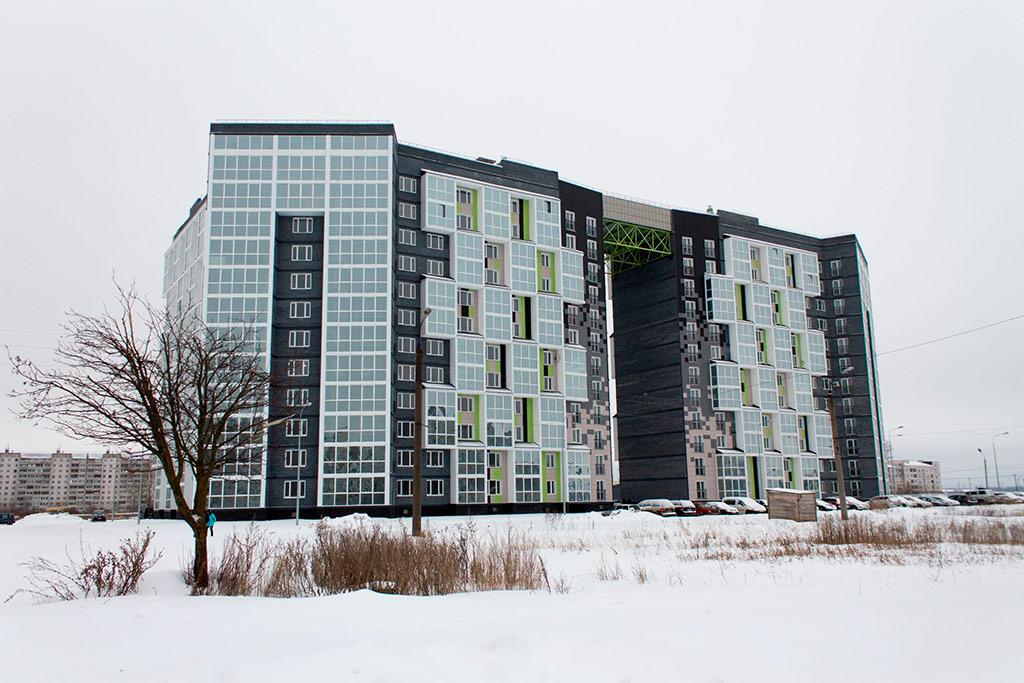 Архитектура экономкласса вТвери  Автор проекта: Никита Маликов