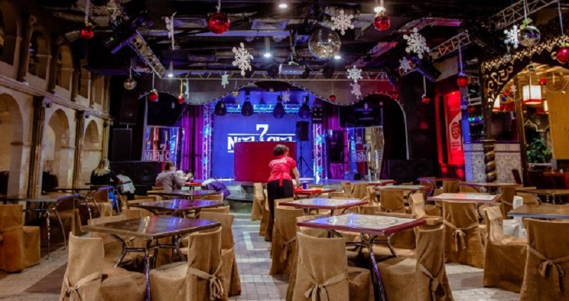 ночные клубы и рестораны перми