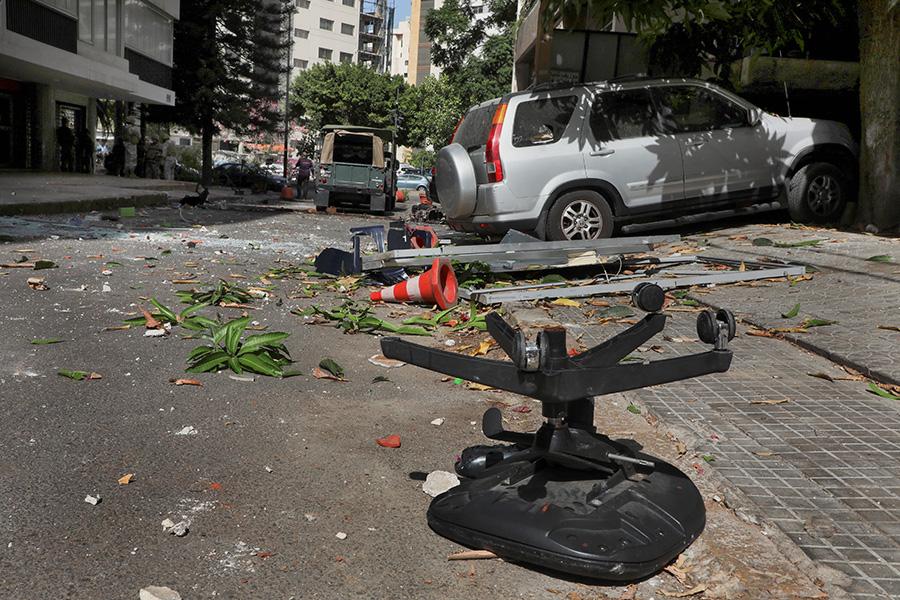 Фото:Mohamed Azakir / Reuters