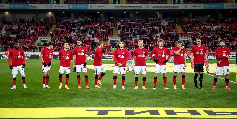 УЕФА признал «Спартак» лучшим российским клубом в истории Лиги чемпионов :: Футбол :: РБК Спорт