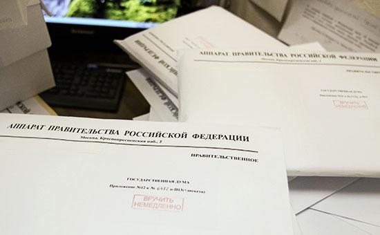 Правительство добилось права сократить расходы на «майские указы» Путина