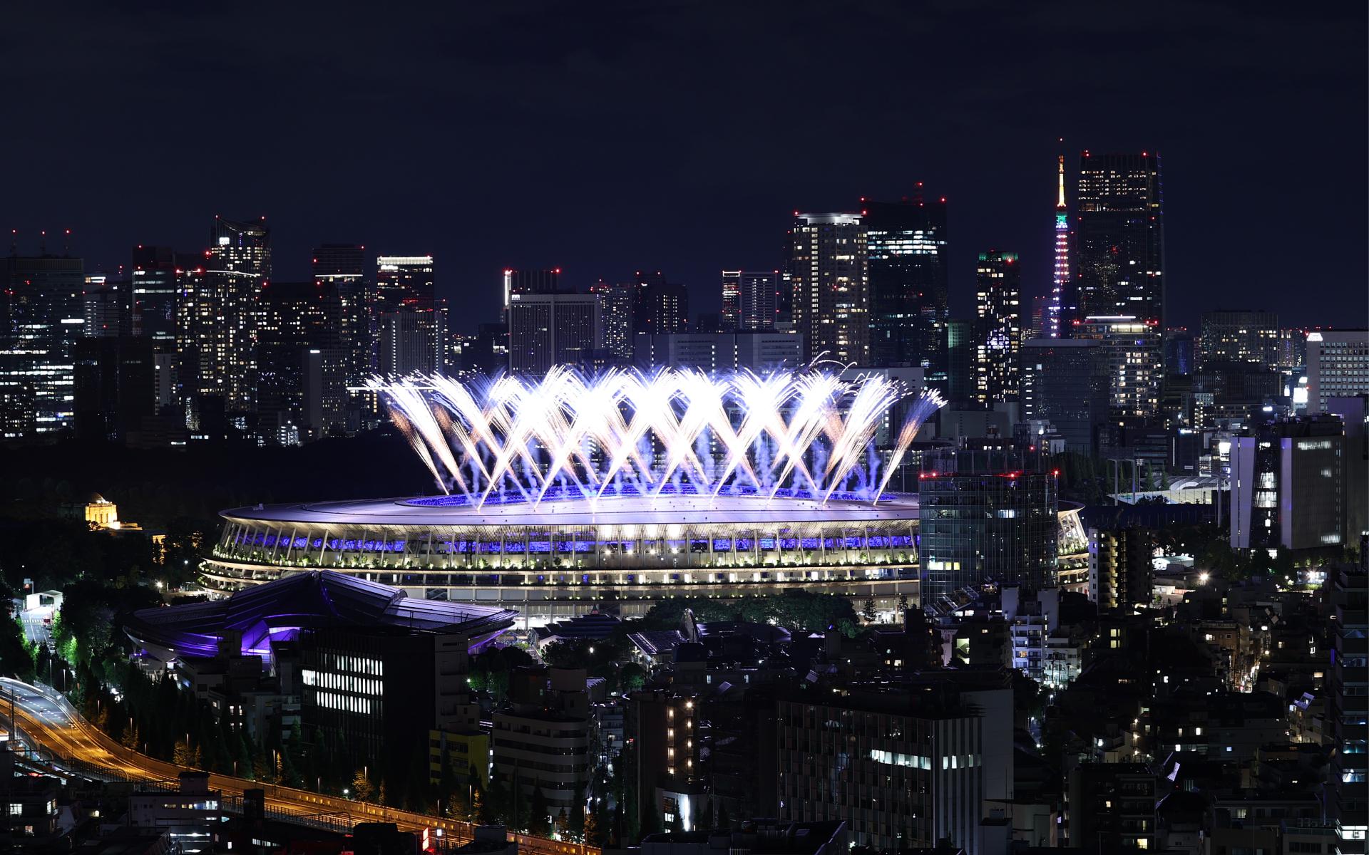 Фото: Церемония закрытия Летних Олимпийских Игр (Photo by Toru Hanai/Getty Images)