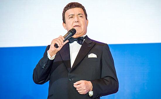 Народный артист СССР и Народный артист Украины Иосиф Кобзон