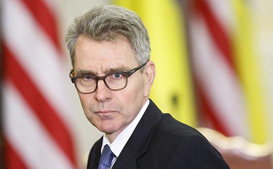 Американский посол в Киеве Джеффри Пайетт